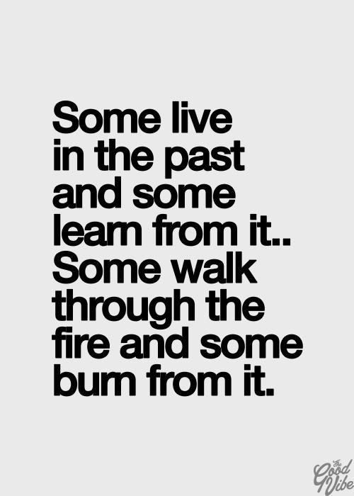live through it